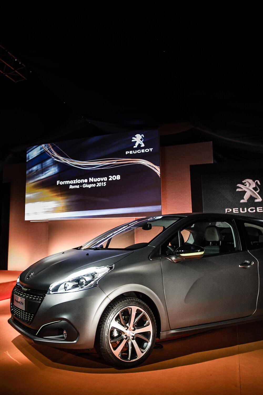 Formazione Commerciale - Peugeot 208 - Quasar Group