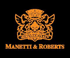 logo manetti & roberts cliente Quasar Group