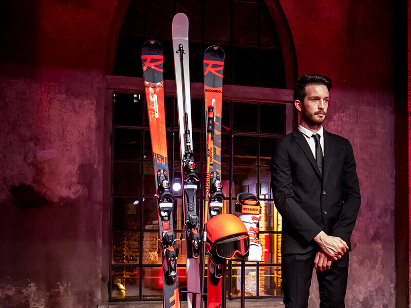 Hero Night Experience - Evento Rossignol - Quasar Group