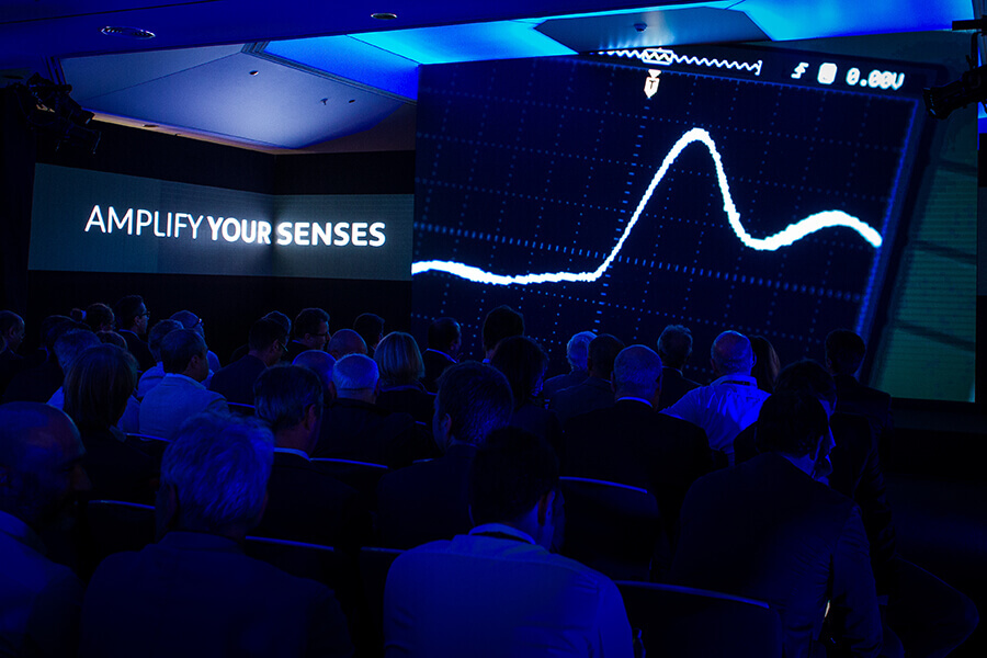 Amplify your senses - Peugeot - Quasar Group