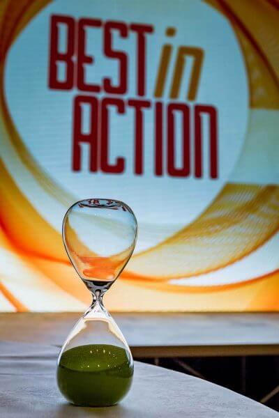 Best In Action - Evento Novartis - Quasar Group