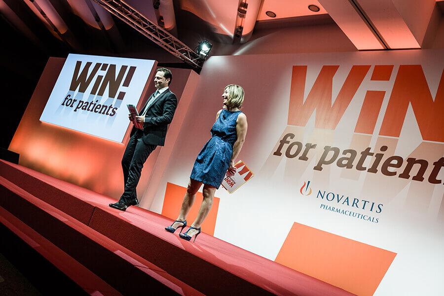Win 4 Patients - Evento Novartis - Quasar Group