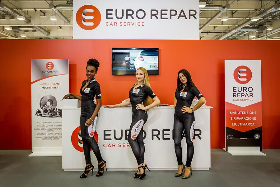 Autopromotec - Evento Eurorepar - Quasar Group