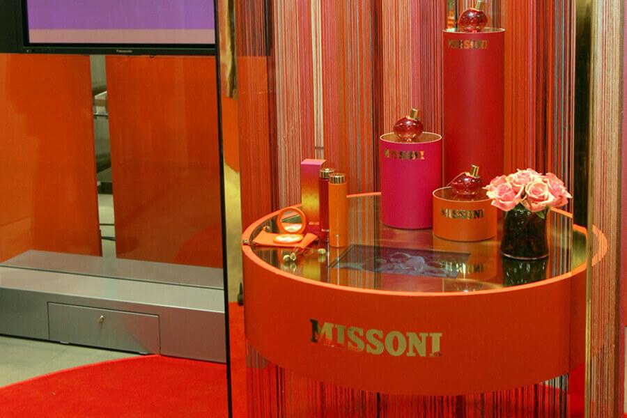 Press Presentation - Evento Missoni - Quasar Group