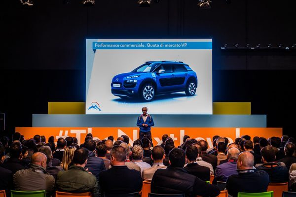 The Next Level - Evento Citroen - Quasar Group