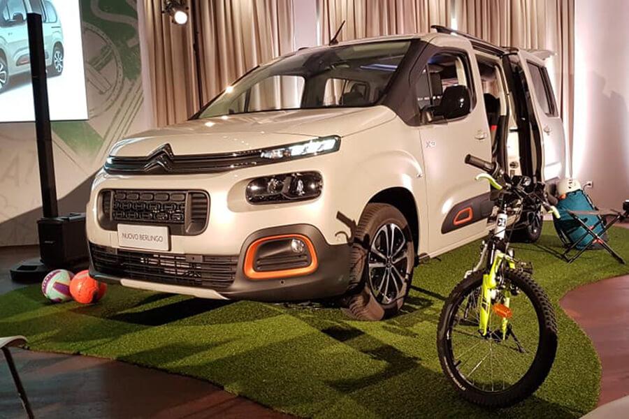 Citroën Berlingo Formazione Commerciale